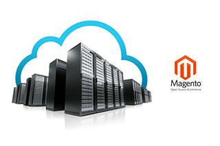 Hosting professionale magento